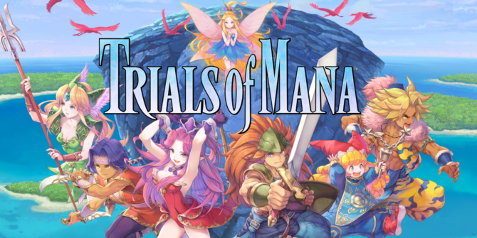 Trials of Mana for MacBook