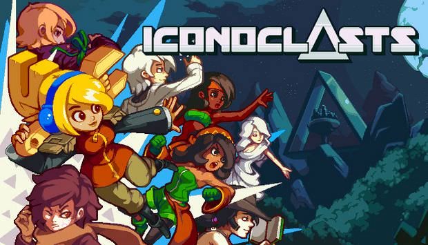 Iconoclasts for MacBook