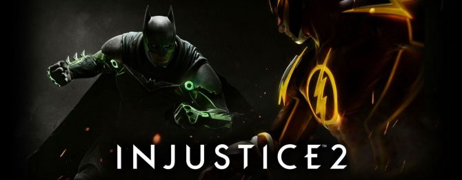 Injustice 2 for MacBook OS X
