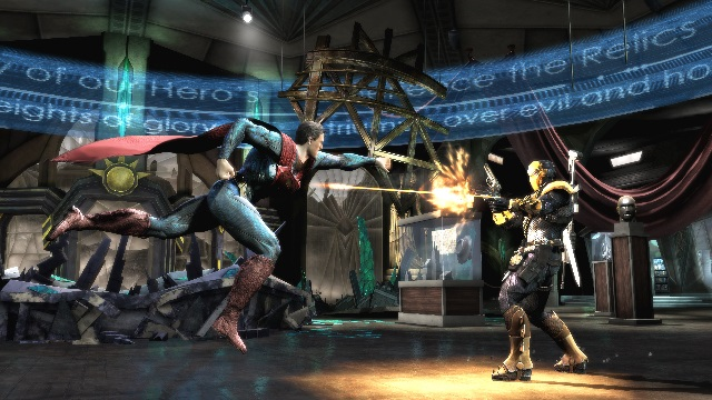 Injustice: Gods Among Us for MacBook gameplay