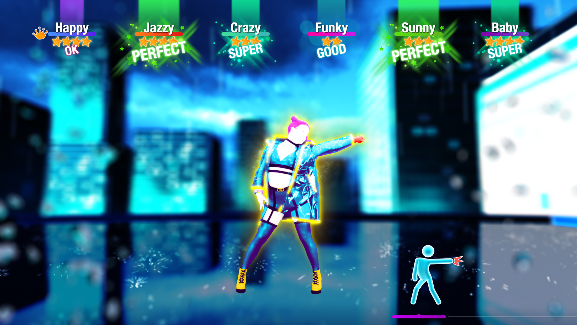 Just Dance 2020 for MacBook gameplay
