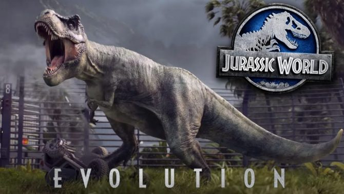Jurassic World Evolution for macOS