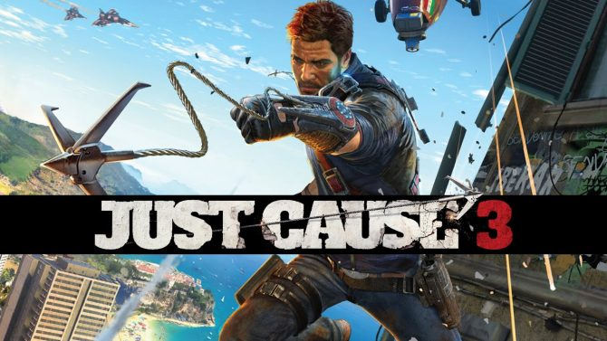 Just Cause 3 Mac OS X Full Game