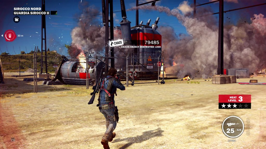 Just Cause 3 Mac OS X Full Game screenshot