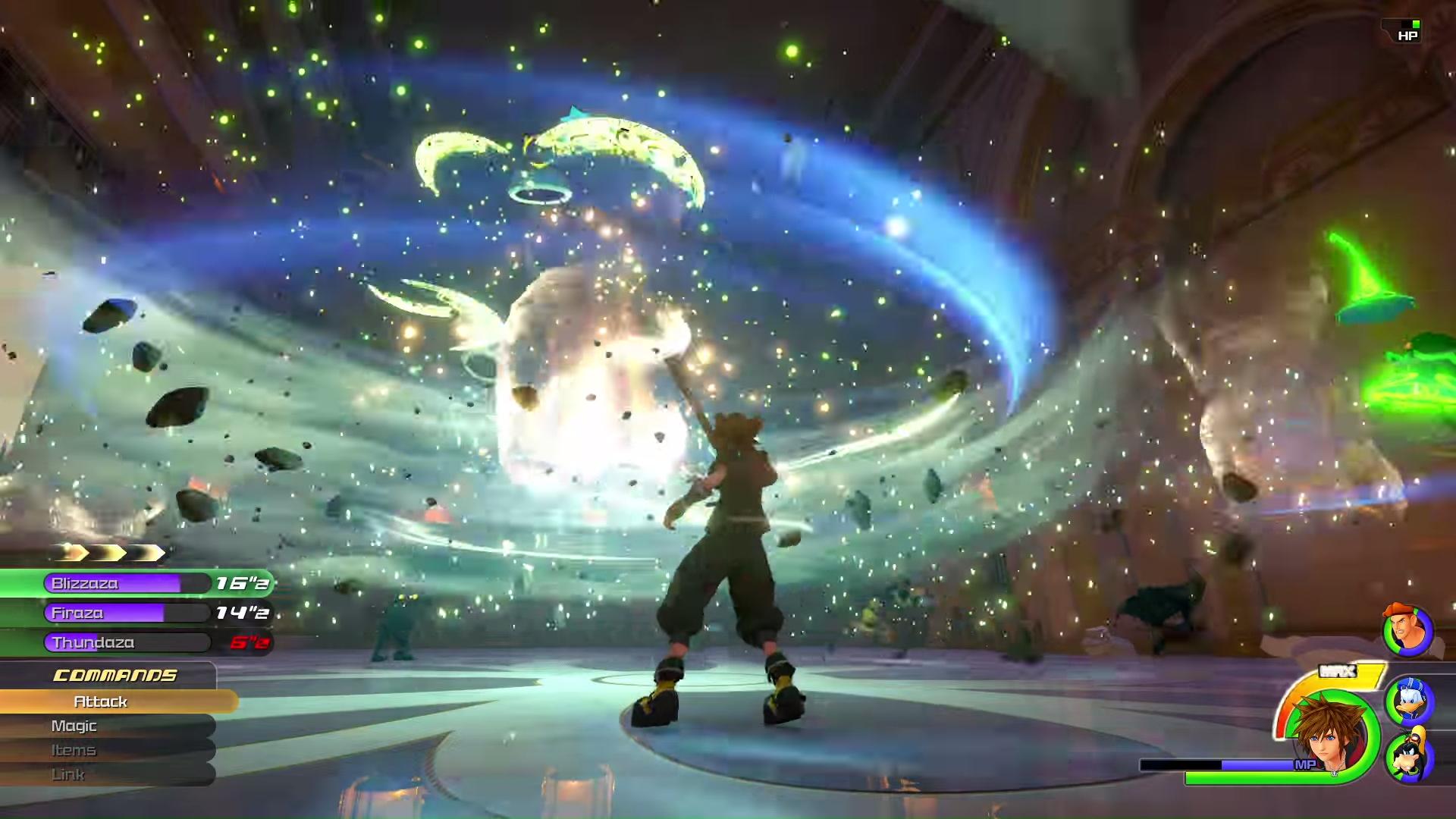 Kingdom Hearts III for macOS gameplay