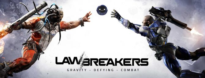 LawBreakers for Mac OS X
