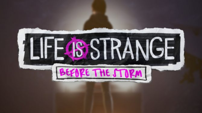Life Is Strange: Before the Storm MacBook Version