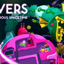Lovers in a Dangerous Spacetime for macOS