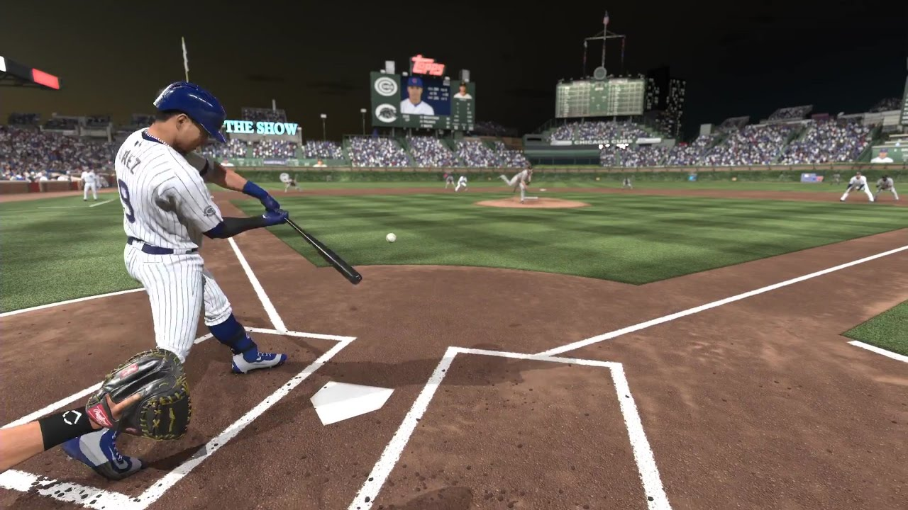 MLB The Show 19 for MacBook gameplay