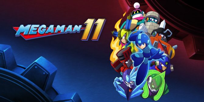 Mega Man 11 MacBook OS X Version