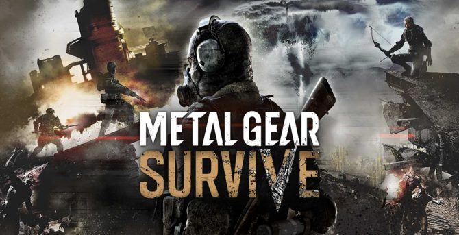 Metal Gear Survive MacBook DMG