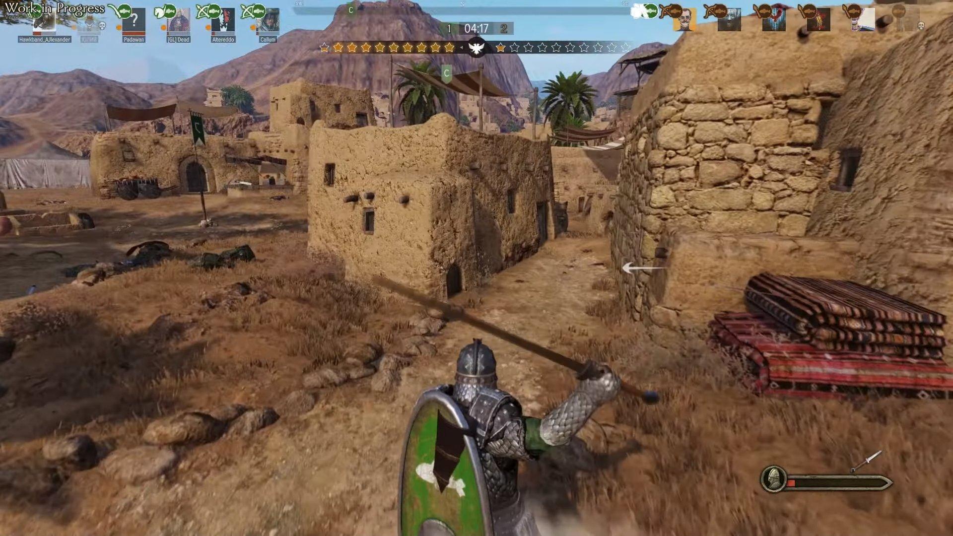 Mount & Blade II: Bannerlord gameplay