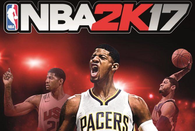 NBA 2K17 Mac OS X Version