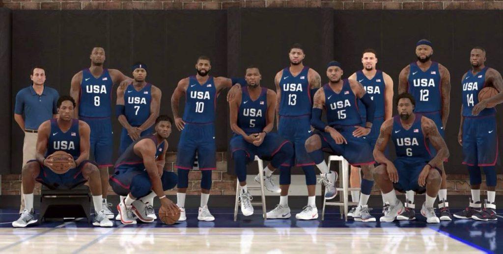 NBA 2K17 Mac OS X Version screenshot