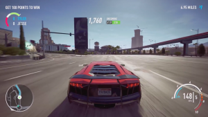 Need for Speed Payback for MacBook gameplay