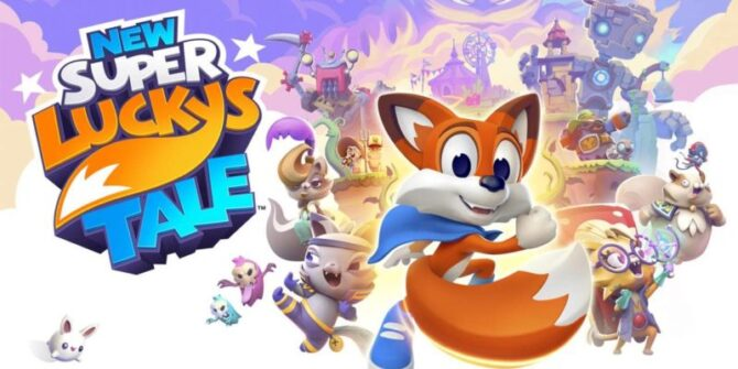 Super Lucky's Tale for MacBook