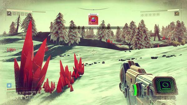 No Man's Sky for Mac OS X screenshot
