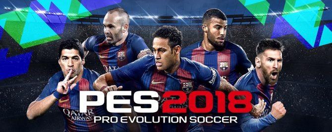 pro evolution soccer 2018 free download utorrent