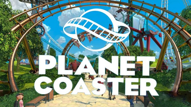 Planet Coaster for MacBook