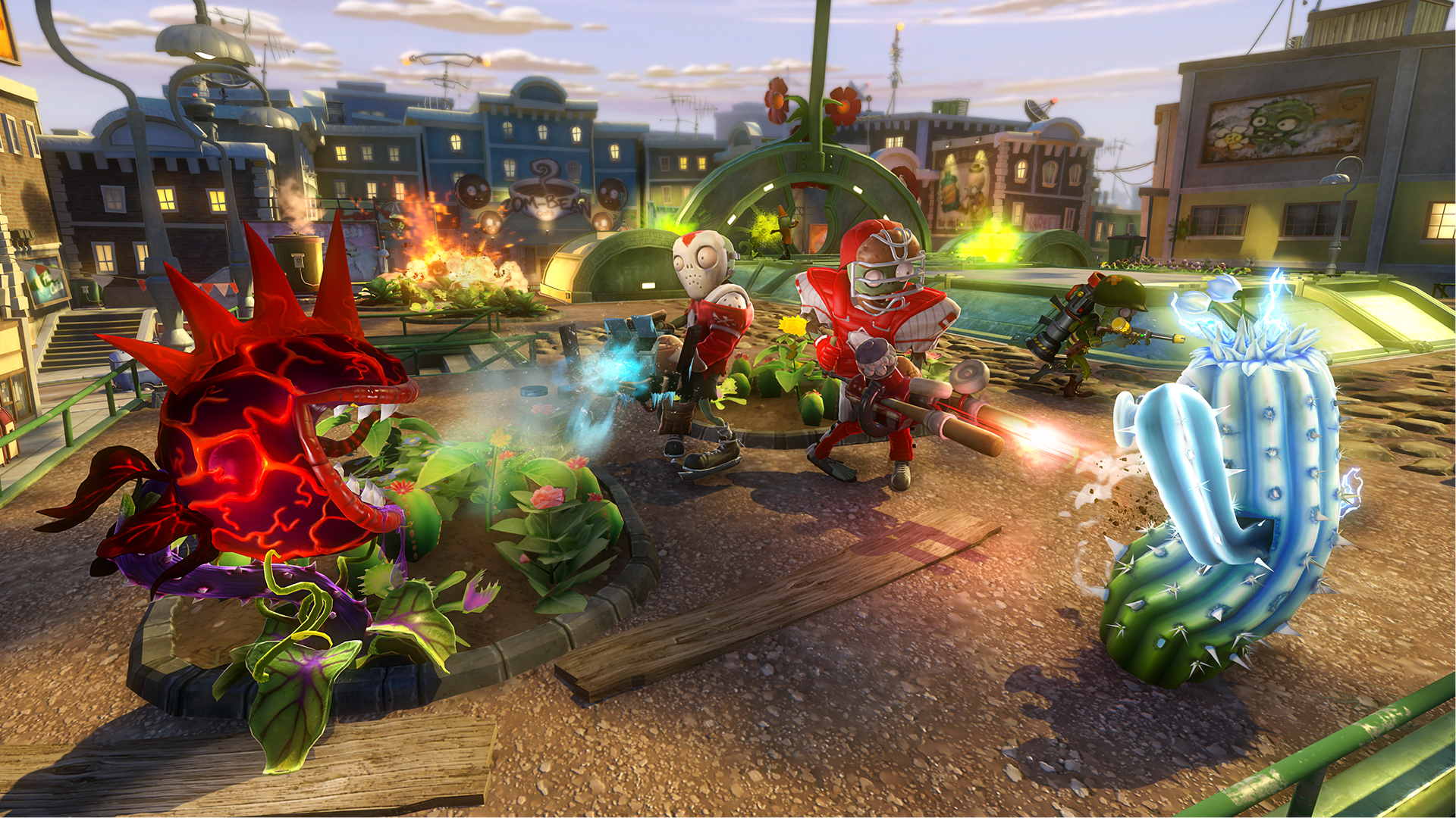 Plants vs. Zombies: Garden Warfare 2 for macOS gameplay