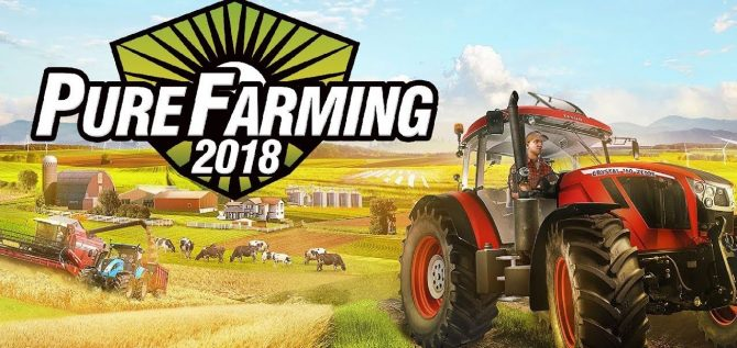Pure Farming 2018 for MacBook