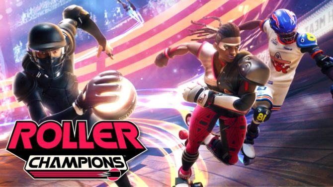 Roller Champions MacBook Version