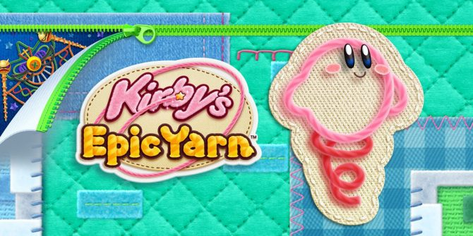 Kirby's Epic Yarn for MacBook