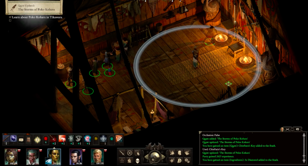 Pillars of Eternity 2 Deadfire OS X Version