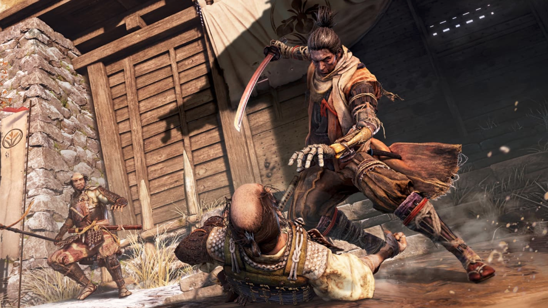 Sekiro: Shadows Die Twice for MacBook gameplay