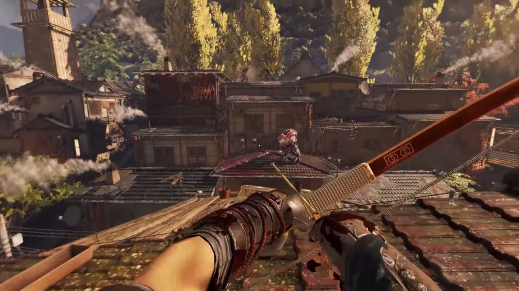 Shadow Warrior 2 Mac OS X gameplay