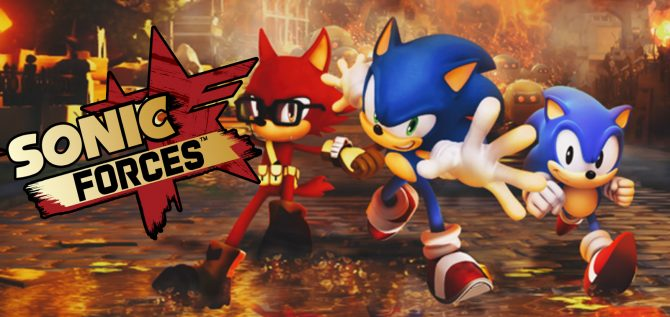 Sonic Forces Mac OS X