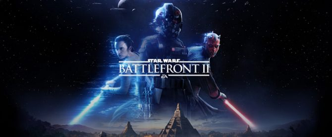 Star Wars Battlefront 2 Mac OS X