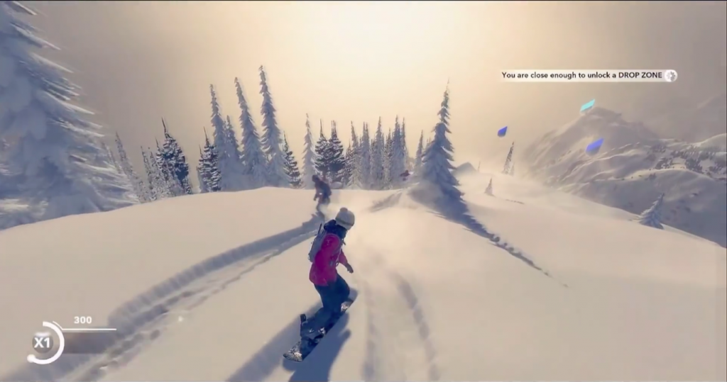 Steep Mac OS X Version gameplay