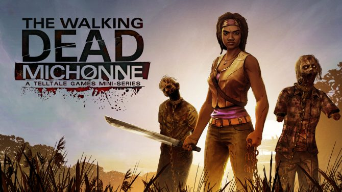 The Walking Dead: Michonne MacBook OS X Version
