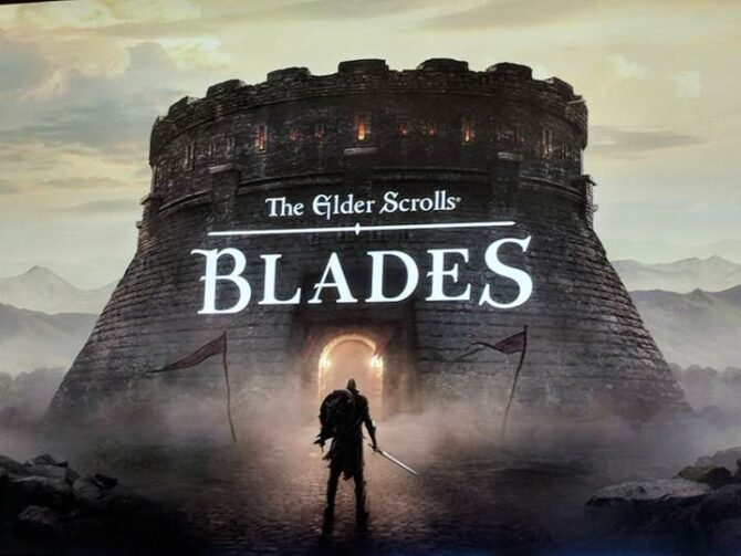 The Elder Scrolls: Blades for MacOS