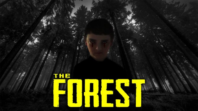 The Forest MacBook Version