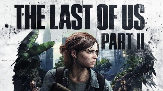 The Last of Us Part II MacBook Version