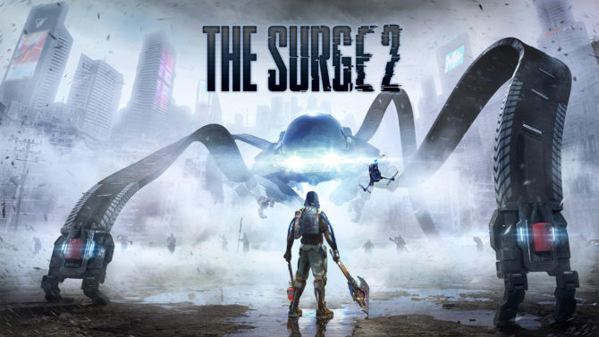 The Surge 2 MacBook Version