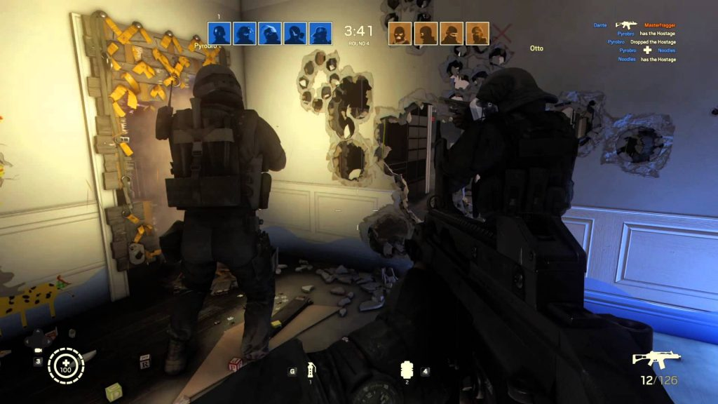 Tom Clancy's Rainbow Six Siege Mac OS X screenshot