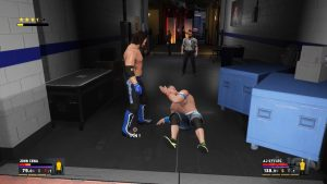 WWE 2K17 for Mac gameplay