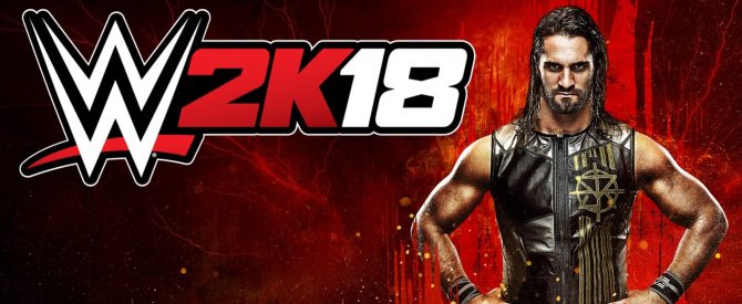 WWE 2K18 Mac OS X Version