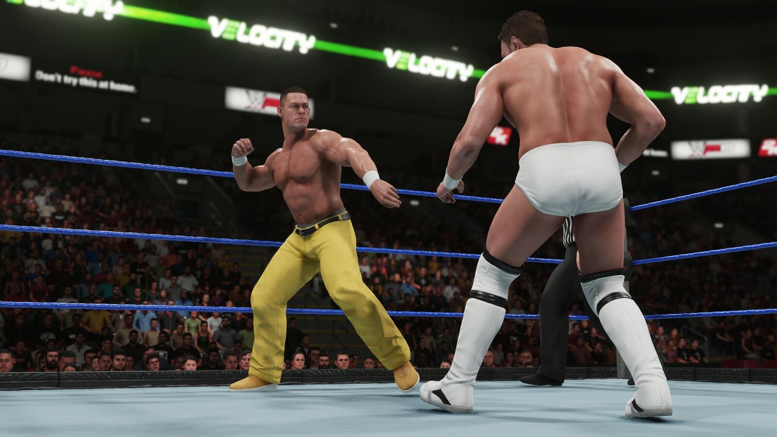 WWE 2K19 for MacBook gameplay