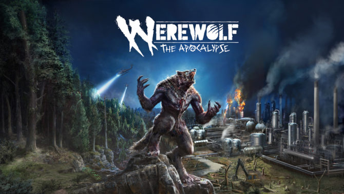 Werewolf: The Apocalypse – Earthblood for MacBook