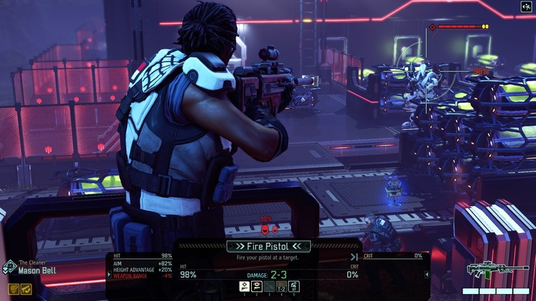 XCOM 2 Mac OS X Version screenshot
