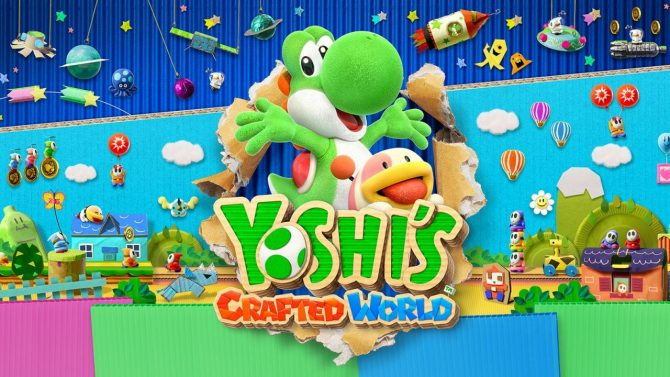 Yoshi's Crafted World MacBook OS X Version