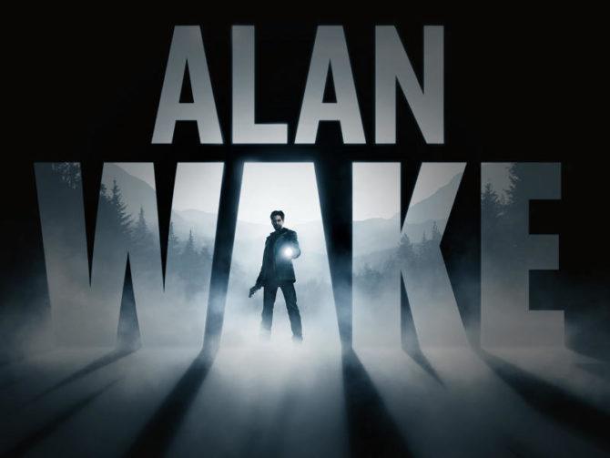 Alan Wake MacBook OS X Version