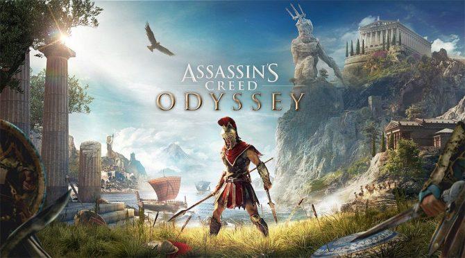 Assassin's Creed Odyssey MacBook Version
