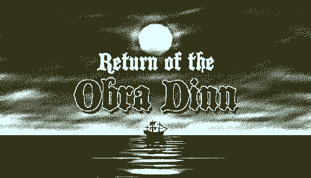 Return of the Obra Dinn MacBook Version