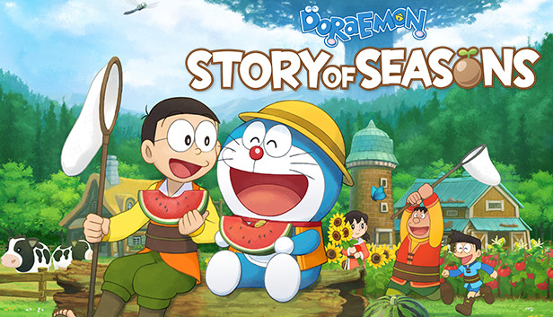 Doraemon Story of Seasons for MacBook