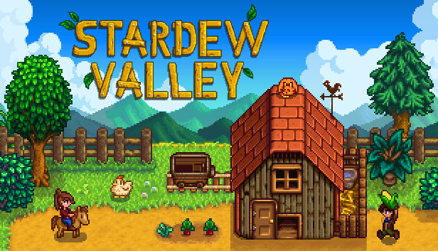 Stardew Valley MacBook OS X Version gameplay